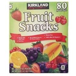 kẹo dẻo trái cây fruit snacks | Thực phẩm - Tiêu dùng
