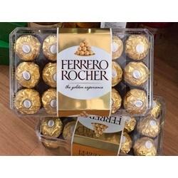 Chocolate Ferrero Rocher 30 viên                    | Thực phẩm - Tiêu dùng