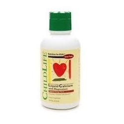 Childlife Liquid Calcium magnesium | Thực phẩm chức năng