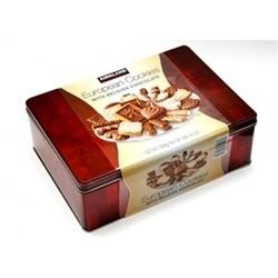 Bánh Quy Kirkland European Cookies phủ socola Bỉ  (1,4kg) | Các loại bánh kẹo, socola