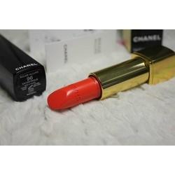 Chanel 96 dòng Rouge Allure velvet ( dòng son lì). | Sức khỏe -Làm đẹp
