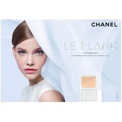Phấn nền CHANEL LE BLANC tông 10 BEIGE (fullbox) | Sức khỏe -Làm đẹp