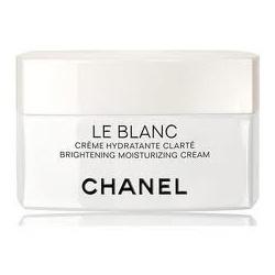 Kem Chanel Le blanc crème hydratante clarté brightening rizing cream 50g   Sức khỏe -Làm đẹp