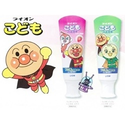 Kem đánh răng Nhật Bản dành cho bé | Đồ dùng của bé