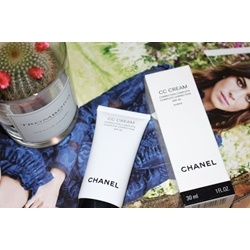 CC Cream Complete Correction SPF 50 Chanel 30ml | Kem lót/nền