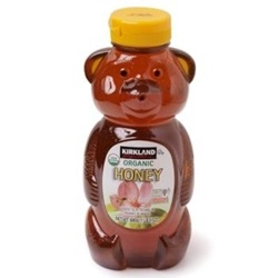 Mật ong Kirkland Organic Honey  608g | Các loại bánh kẹo, socola