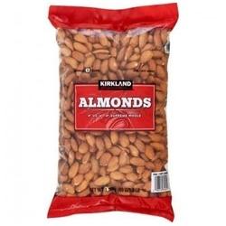 Hạt hạnh nhân không muối Kirkland 1.36kg                     | Các loại rau, quả, củ