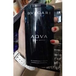 Gel tắm gội hương nước hoa BVL aqua pourhomme 200ml          | Chăm sóc da mặt và body