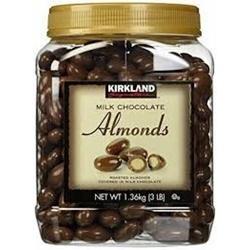 Chocolate Nhân Hạnh Nhân Kirkland 1.36kg                               | Các loại bánh kẹo, socola