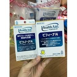 Men tiêu hoá Heath Aid Bifina Nhật Bản - Hỗ Trợ Hệ Tiêu Hóa Khỏe hộp 20 gói  | Thực phẩm chức năng