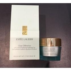 kem dưỡng Estee Lauder Clear Difference Oil-Control/ Mattifying Hydrating Gel Skincare  | Da mặt