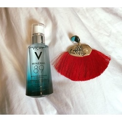 serum VICHY MINÉRAL 89 SKIN FORTIFYING DAILY BOOSTER | Da mặt