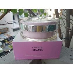 Kem dưỡng thể hương nước hoa Chanel Chance Body Satin Creame 200ml       Body