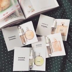 ống vial chanel 1.5ml